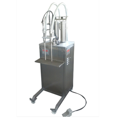 Double Bottom Filling Machine