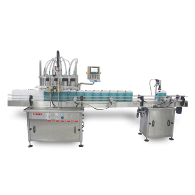 6 Litres Filling Machine