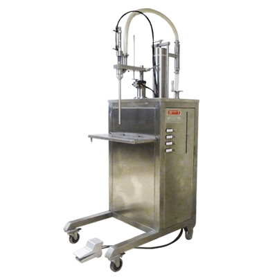 Single Bottom Filling Machine