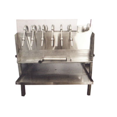 Manual PVC and Stainless Steel Filling Machines